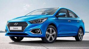 автозапчасти для Hyundai Solaris