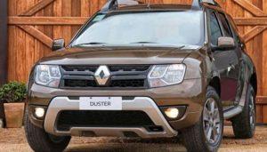 автозапчасти для Renault Duster