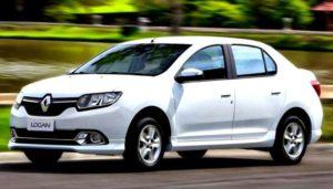 автозапчасти для Renault Logan
