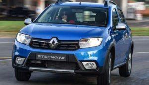 автозапчасти для Renault Sandero