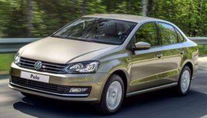 автозапчасти для Volkswagen Polo