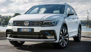автозапчасти для Volkswagen Tiguan
